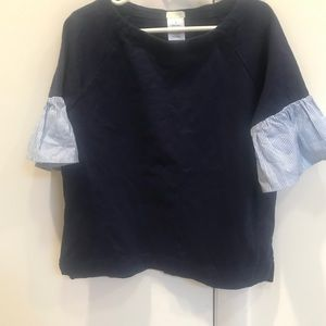 Crewcuts Belle Sleeved Top